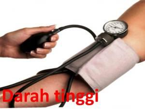 cara mengobati darah tinggi